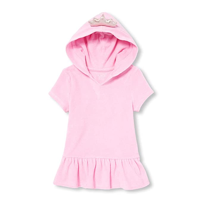0a13634a6d008 Amazon.com  The Children s Place Baby Girls Novelty Hooded Pool ...
