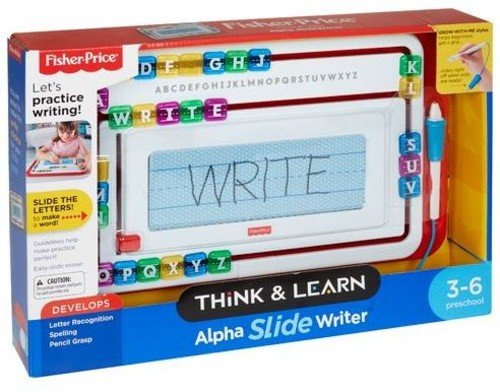 Fisher-Price Think & Learn Alpha SlideWriter DWL34