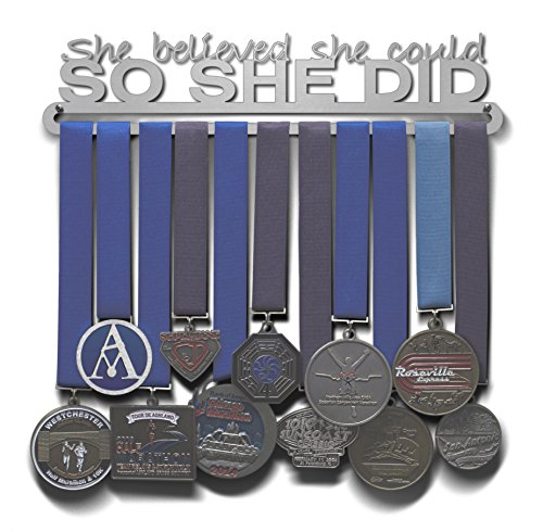 - Allied Medal Hangers She Believed She Could So She Did - Text Only (12