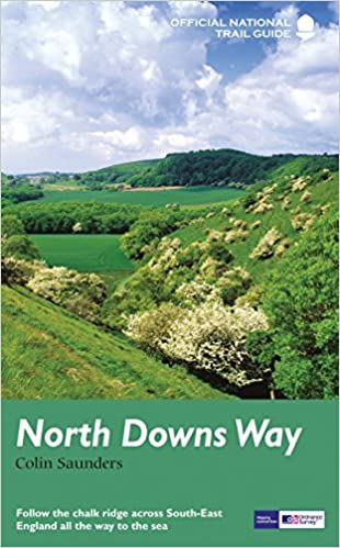 North Downs Way Guidebook (National Trail Guide)