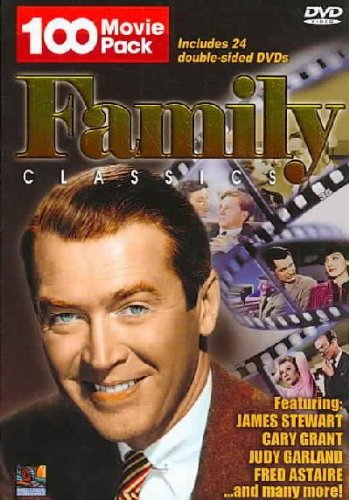 Family Classics 100 Movie Pack by Mill Creek Entertainment