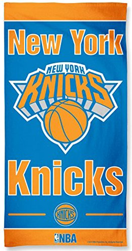 McArthur NBA New York Knicks Beach Towel 60 x 30 inches by McArthur