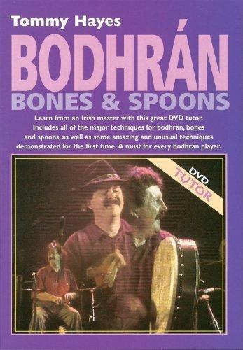 Bodhran, Bones & Spoons by Walton