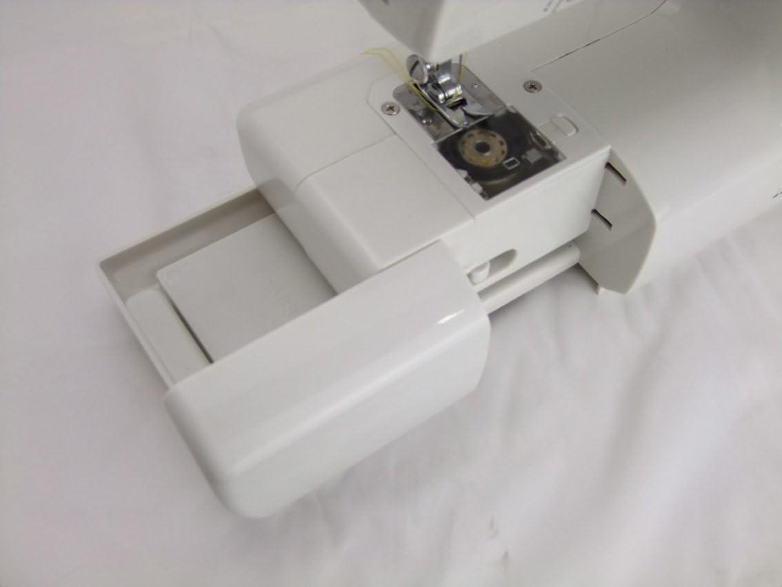 Michley Electronics SS-602 Automatic sewing machine Eléctrico - Máquina de coser (Eléctrico, Automatic sewing machine, Costura, Azul, Color blanco): Amazon.es: Hogar