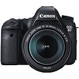 Câmera Canon EOS 6D Com Lente EF 24-105mm f/3.5-5.6 IS STM + Recibo de Venda