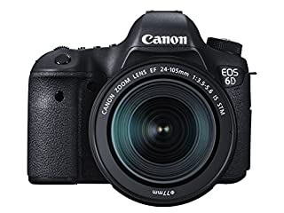 Canon EOS 6D EF 24-105mm F/3.5-5.6 is STM 20.2MP SLR Camera with 3.0-Inch TFT LCD (B00RKNMFLM) | Amazon Products