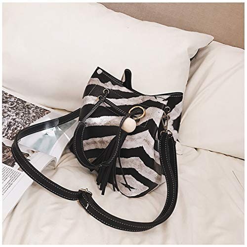 6cm White Bags Messenger Pieces Leather Pu Handbags 2 12cm 24cm Bags Strap Beige AgHvqwn0