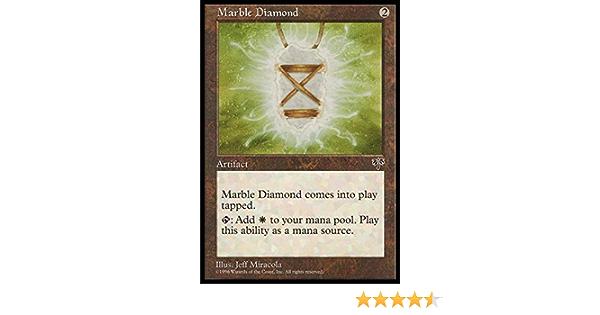 MTG Magic The Gathering NM Marble Diamond Mirage