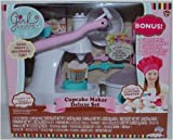 : Girl Gourmet Cupcake Maker Deluxe Set Includes 8 Cupcake Mixes, 8 Frosting Mixes plus lots more +++