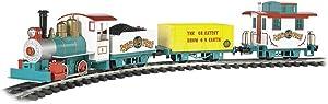"Bachmann Trains - Ringling Bros. and Barnum & Bailey - LI'L Big Top Ready To Run Electric Train Set - Large ""G"" Scale"