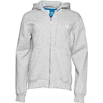 Adidas Originals SPO Hooded Flock Trefoil Top Hoodie Hoody Mens Size (XXL 523dbc92fc06