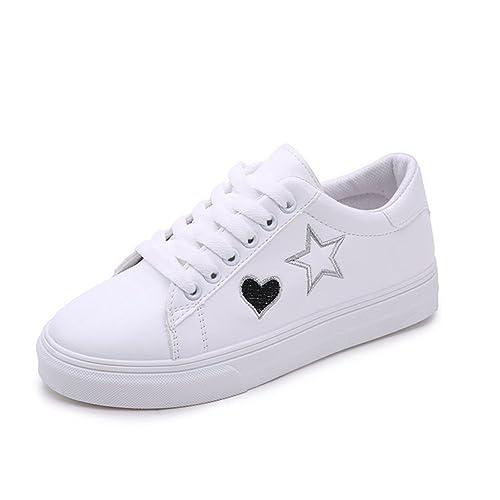 incontrare 22b77 f55a9 Minetom Donna Ragazza Sneakers Scarpe da Ginnastica Atletica ...
