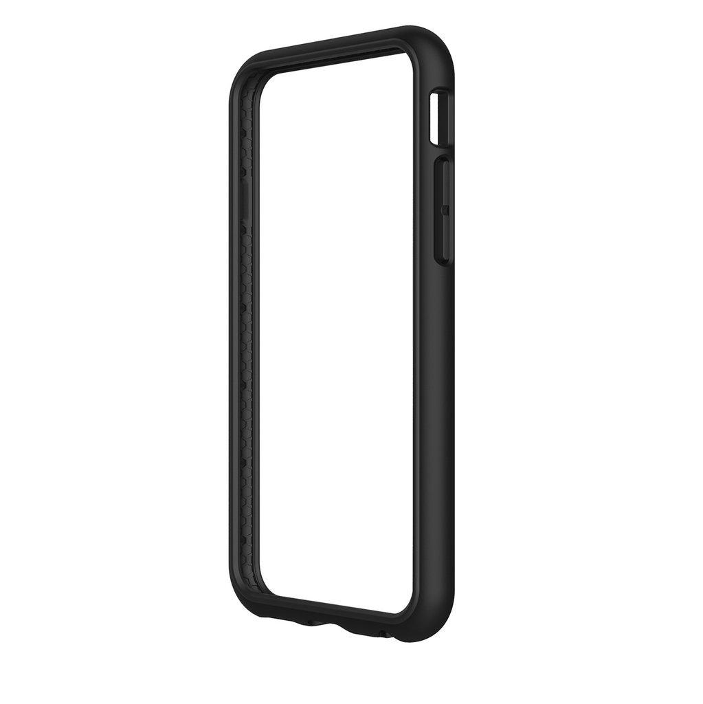reputable site 7dded 44fb1 RhinoShield Crashguard Bumper Case / Cover 2.0 for iPhone 6 Plus / iPhone  6S Plus - Black