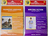 Teaching Tree Figurative Language & Writing Fiction Writing Prompts - Bundle of 2 Packs - 8 Cards per Pack