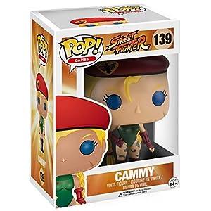 Funko-Pop-Games-Street-Fighter-Cammy-Vinyl-Figure-Bundled-with-Pop-Box-Protector-Case