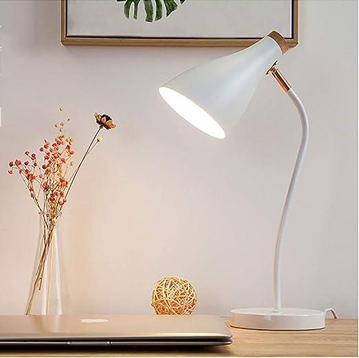 Vinmin Lámpara de Mesa de Noche, lámpara de Mesa de Trabajo ...