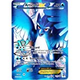 Articuno Ex Full Art Plasma Storm 132/135 Pokemon Card Rare