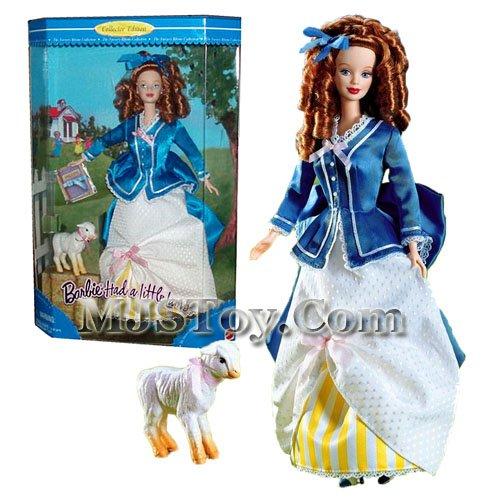 (Barbie Had a Little Lamb)
