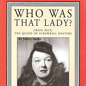 Who Was That Lady? Audiobook