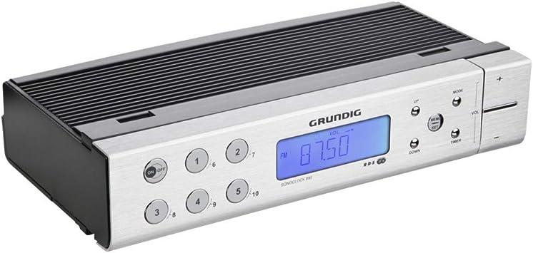 Radio encastrable pour cuisine Grundig Sonoclock 890