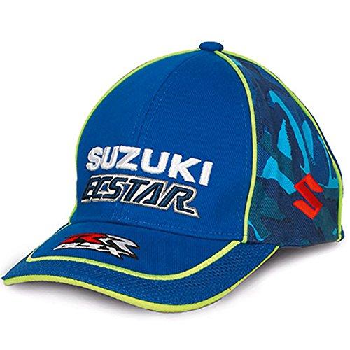Suzuki - Gorra de béisbol - para hombre Azul azul Talla única