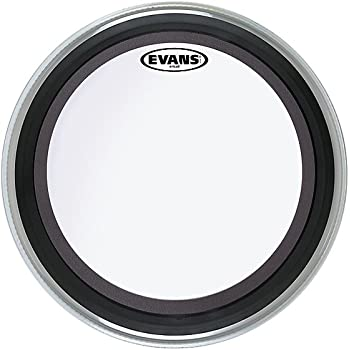 evans emad2 clear bass drum head 26 inch musical instruments. Black Bedroom Furniture Sets. Home Design Ideas