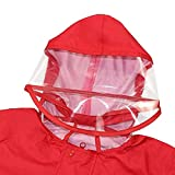 Vine Toddler Rain Suit Baby Rain Suit with Hood
