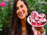 Fully Raw Red Velvet Cupcakes with Strawberry Vanilla Icing!