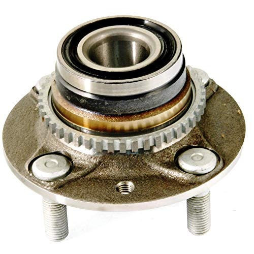 APDTY 513155 Wheel Hub & Bearing Assembly Fits Front LH=RH 90-05 Mazda Miata