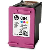 HP No. 804 Colour Ink Cartridge, Multi, (T6N09AA)