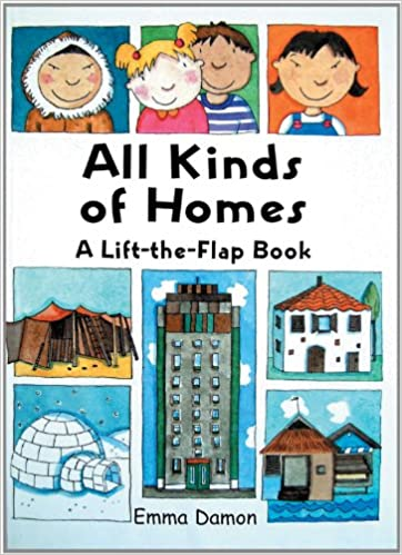 All Kinds Of Homes A Lift The Flap Book All Kinds Of S Amazon Es Thando Maclaren Emma Damon Libros En Idiomas Extranjeros