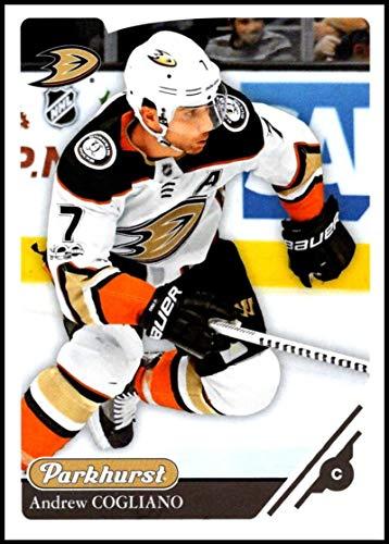 2018-19 Upper Deck Parkhurst #53 Andrew Cogliano NM-MT Anaheim Ducks Official NHL Hockey Card