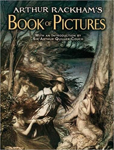 Arthur Rackham's Book of Pictures (Dover Fine Art, History of Art) by Arthur Rackham (2011-12-14)