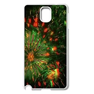 Brilliant fireworks Design Top Quality DIY Hard Case Cover for Samsung Galaxy Note 3 N9000, Brilliant fireworks Galaxy Note 3 N9000 Phone Case