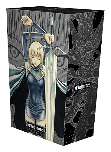 Claymore Complete Box Set: Volumes 1-27 with Premium Paperback – October 20, 2015