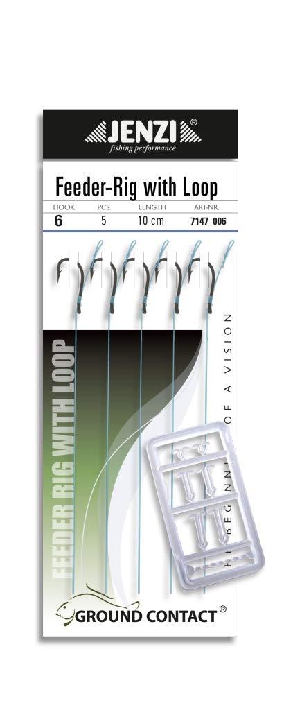 Aufkleber Inklusive 5 Feeder RIGS 61 Teilig Method Feeder Set Gratis Petri Heil