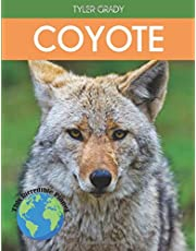 Coyote: Fascinating Animal Facts for Kids