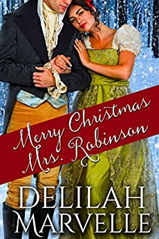 Merry Christmas, Mrs. Robinson by [Marvelle, Delilah]