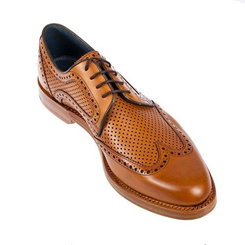 Barker Men's Dowd Derby Leather Brogue Shoe (4008FW10)