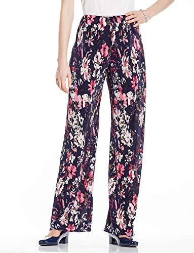 Amber Trouser Multicolore Longueur Plisse 84cm Taille X Ladies 69cm BwqBpCxZU