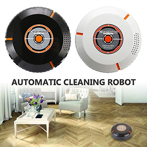 TOSHUN 1PCS Automatic Sweeping Strong Suction Smart Rechargeable