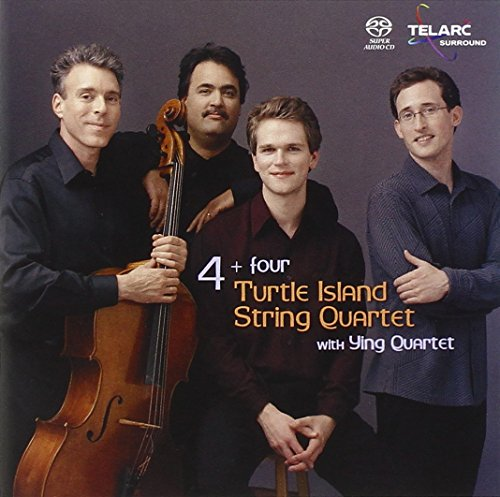 Turtle Island String Quartet: 4 + Four ()
