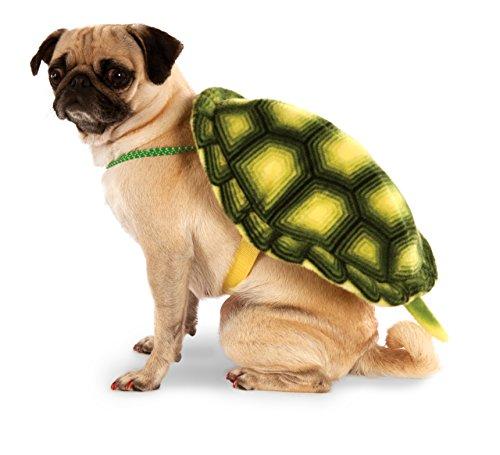 Turtle Shell Pet Backpack, Medium/Large]()