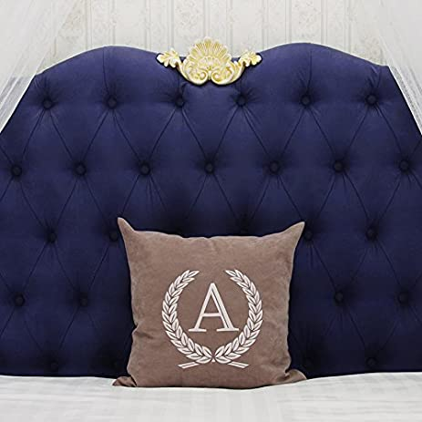 Amazon Monogram Pillow Covers Custom Pillowcase Personalized Adorable Monogrammed Throw Pillow Covers