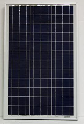 Solar Panel - By Solar-X - BP Solar BP350J & Solarex MSX50 Bolt In Replacement Solar Panel 50W.