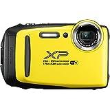 Fujifilm FinePix XP130 Cámara Digital Impermeable con Tarjeta SD de 16 GB