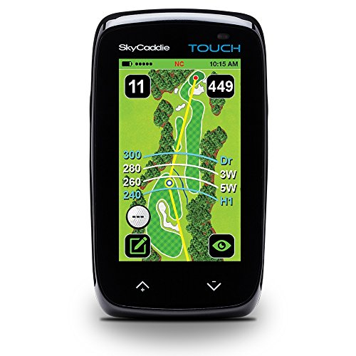 (Skycaddie Golf- Touch GPS Renewed)