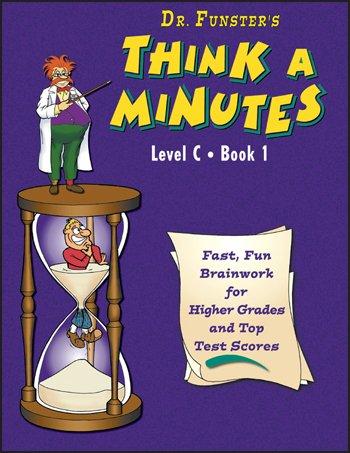 Amazon.com: Dr. Funster's Think-A-Minutes, Level C, Book 1 (Grades ...