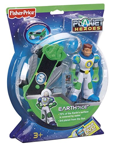 (Fisher-Price Planet Heroes Earth