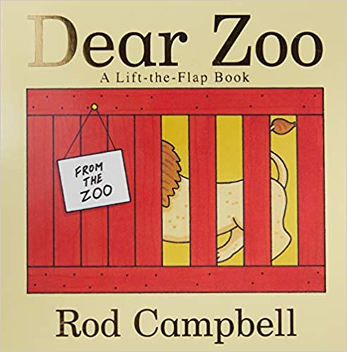 Dear Zoo: A Lift-the-Flap Book Board book – Lift the flap, May 8, 2007